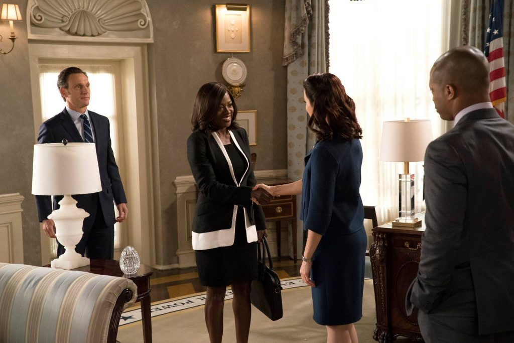 Scandal How To Get Away With Murder Crossover