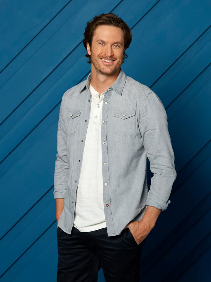 Splitting Up Together ABC Show Oliver Hudson