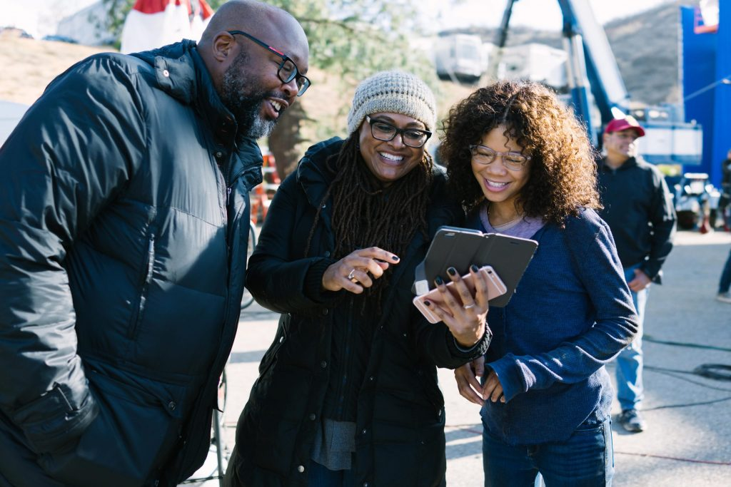 Working Ava DuVernay