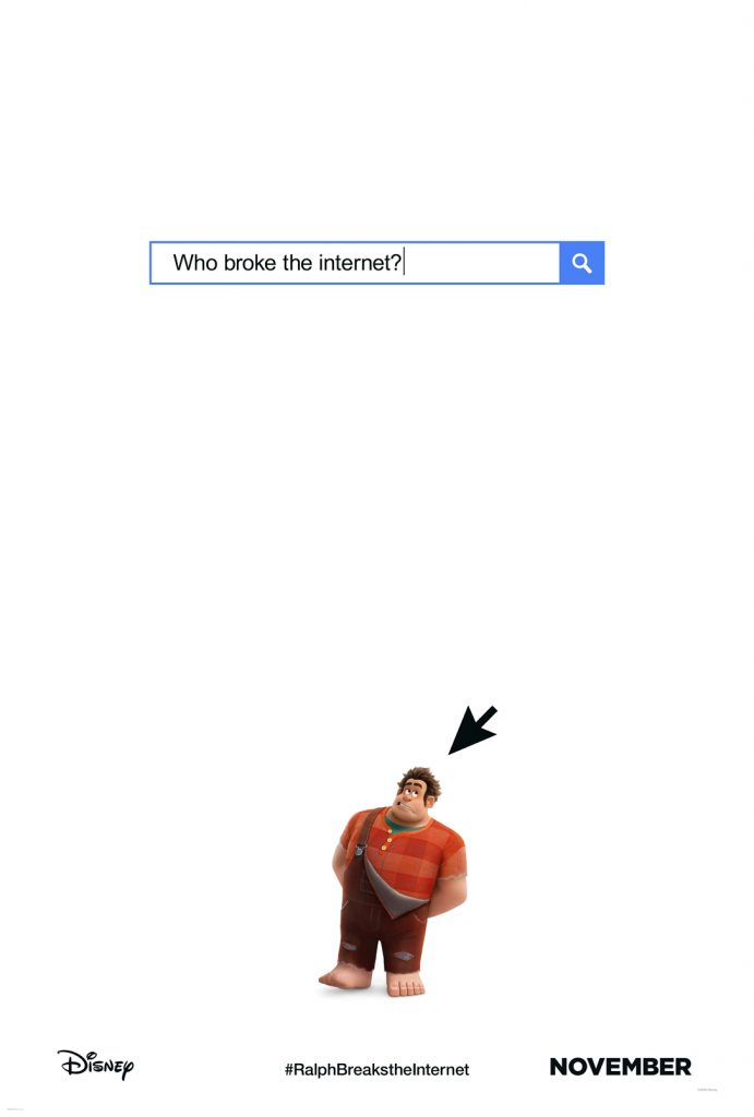 Is Ralph Breaks the Internet kid-friendly