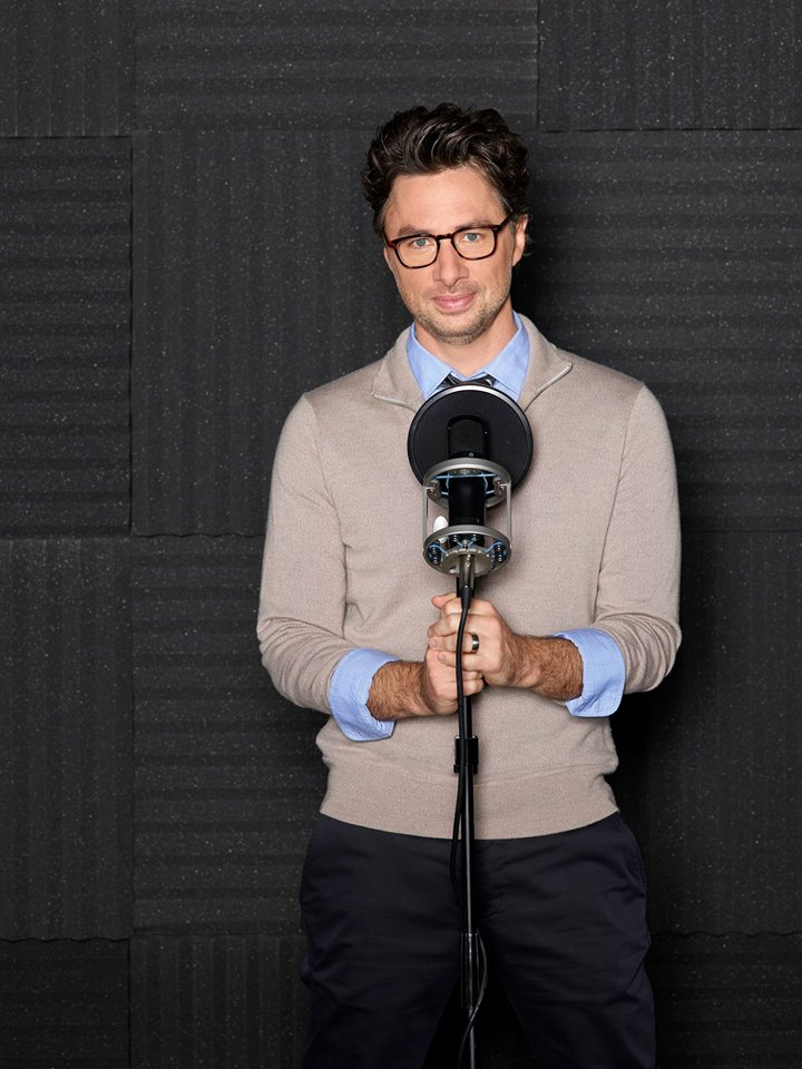 Zach Braff Alex INC ABC Comedy Show
