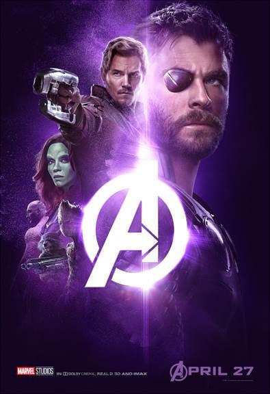 Team Thor Avengers Infinity War