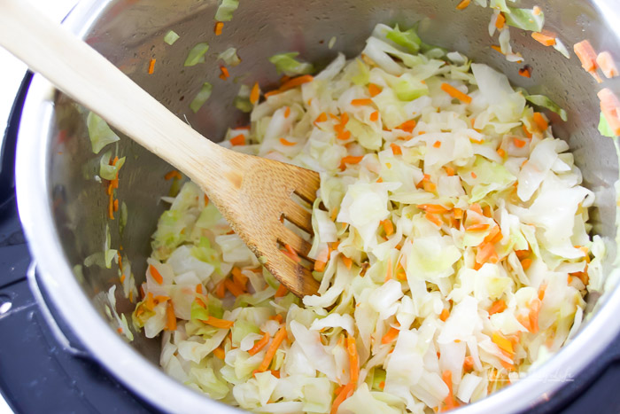 The Best Creamy Cabbage Soup