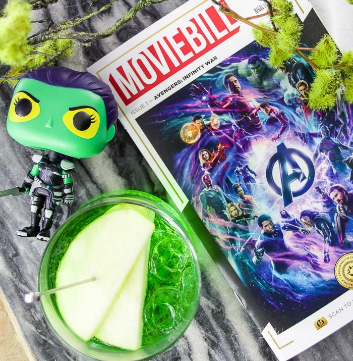 Gamora Avenger Cocktail