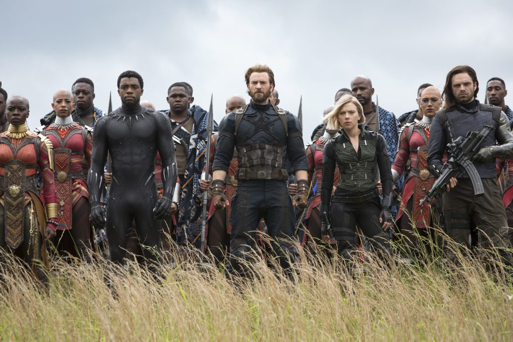 Marvel Avengers Infinity War review