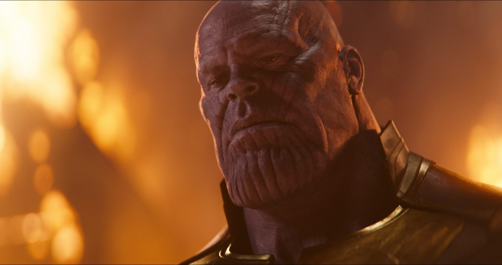 Best Thanos Quotes from Infinity War