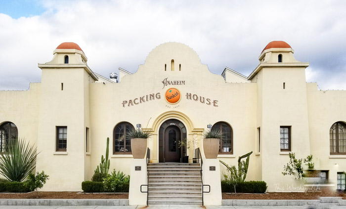 The Packing House in Anaheim, California