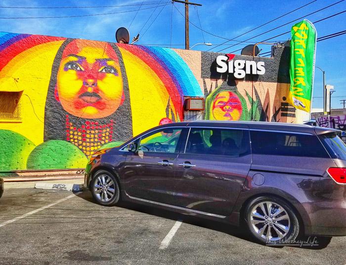 Murals in Orange County