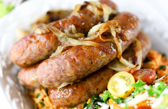 The Best Intalian Sausages