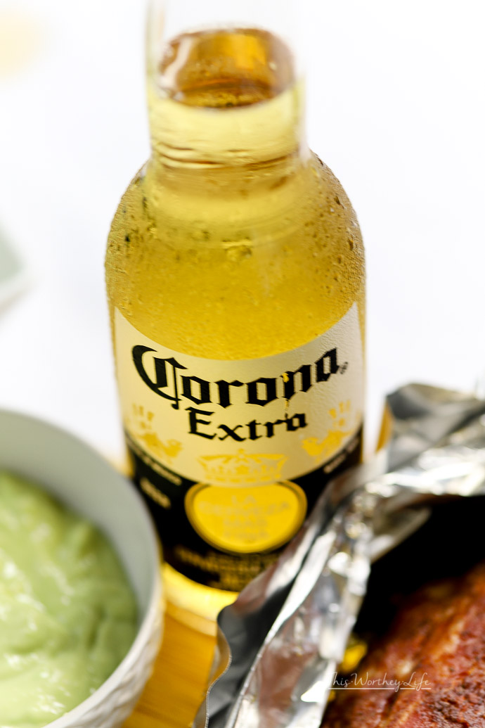 taco recipes that pairs with Corona