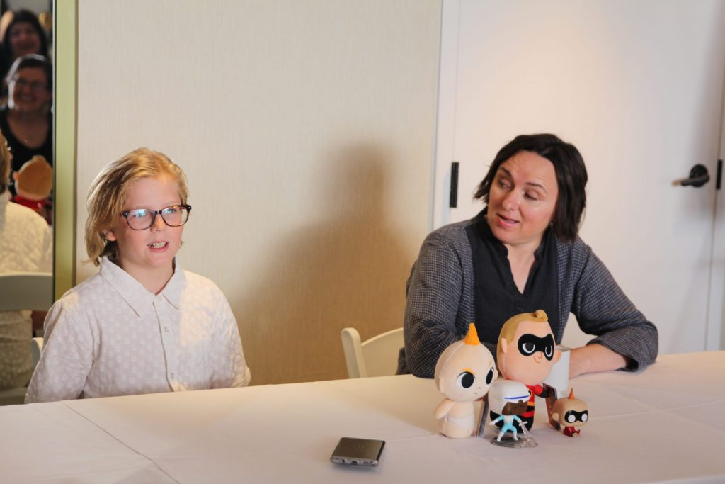 Sibling Fun with Violet + Dash Parr (Sarah Vowel + Huck Milner)