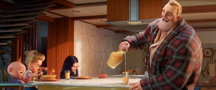 Incredibles 2 movie quotes