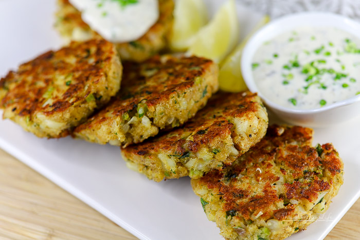 The Best Fish Cakes