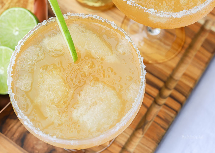 Apple Cider Margarita