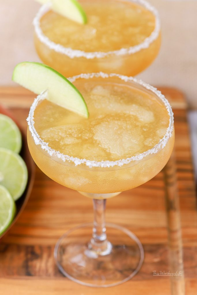 How to make an Apple Cider Margarita