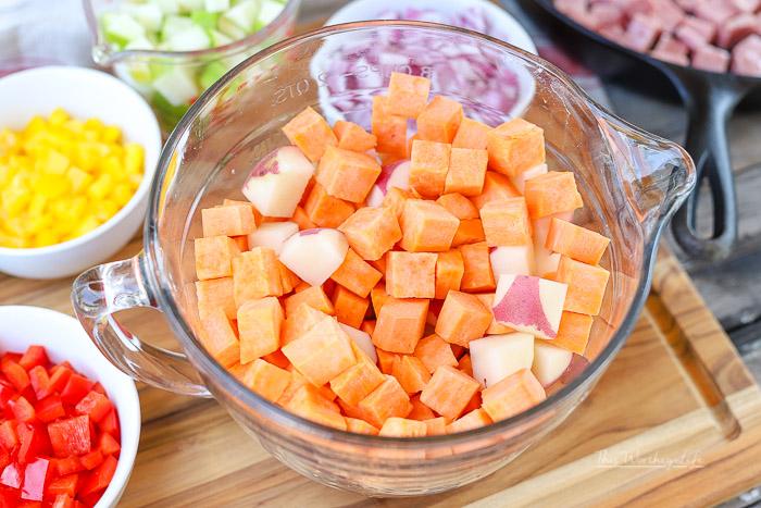 Easy Potato Skillet Recipe