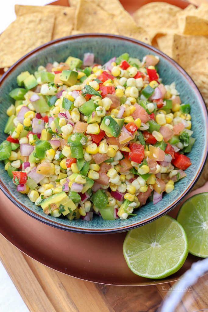 The Easiest Pico de Gallo