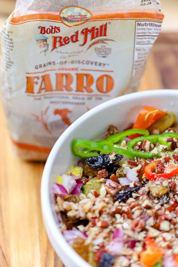 The Best Farro Recipe