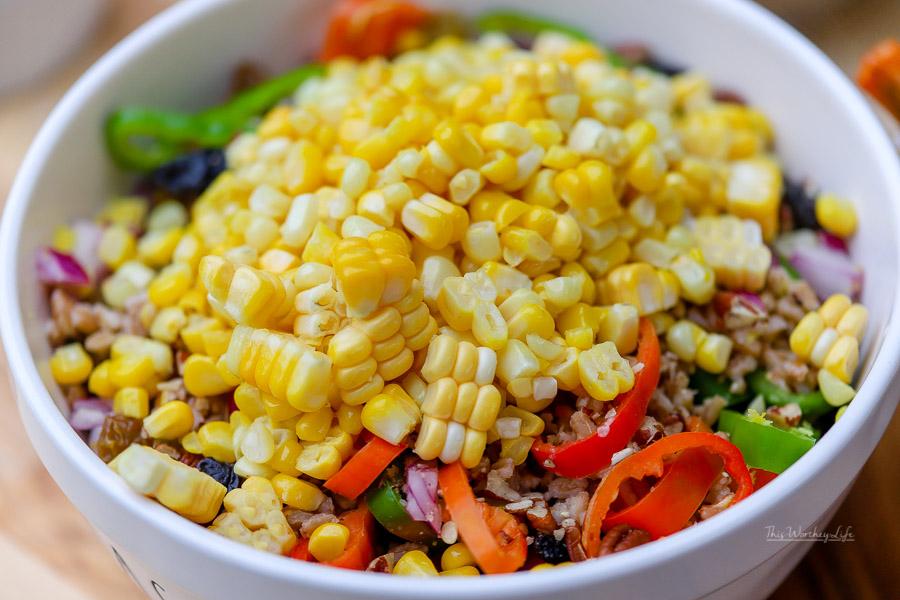 The Sweet Corn Salad Recipes