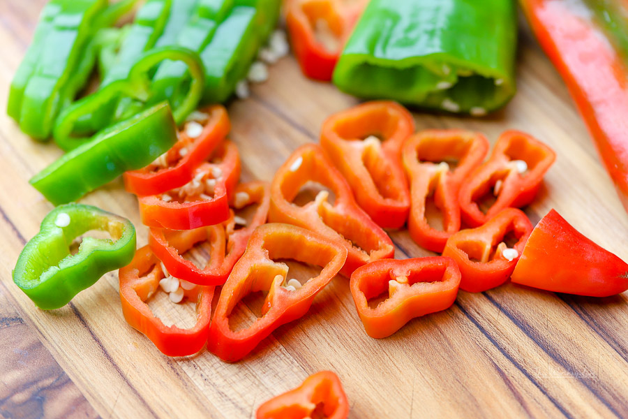 The Best Peppers Salads Recipes