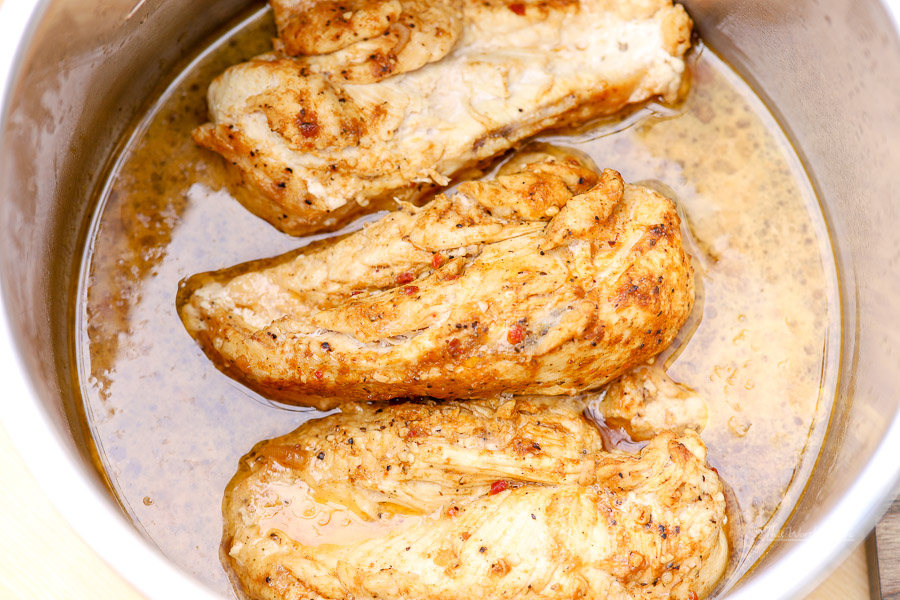 The Best Instant Pot Chicken