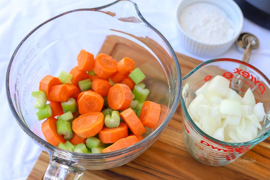 Quick Pork Soup Recipe
