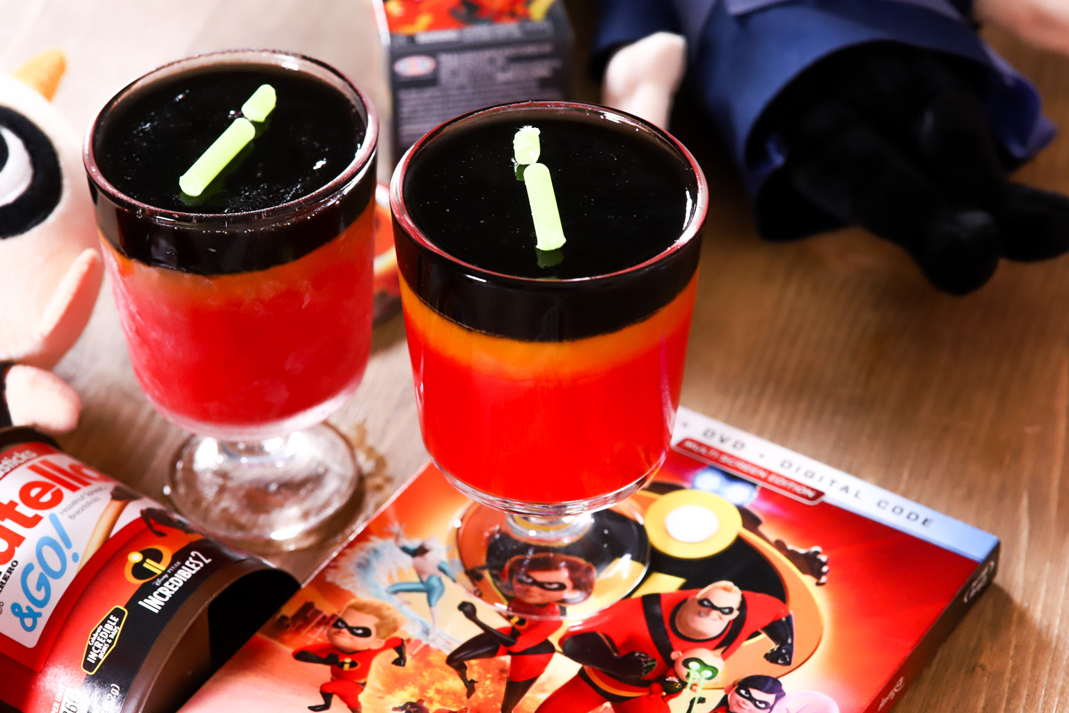 Incredibles Kid Treat