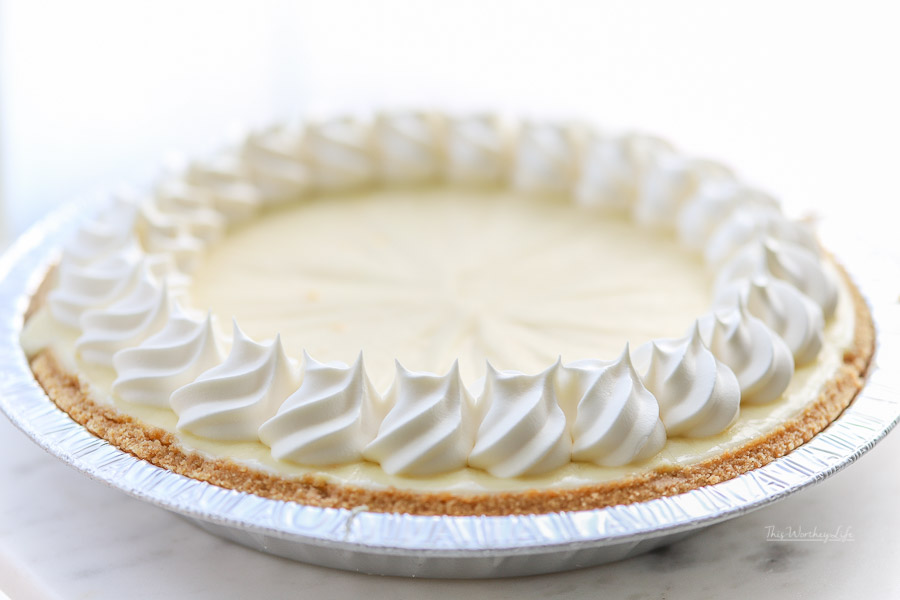 The Most Delicious Key Lime Pie