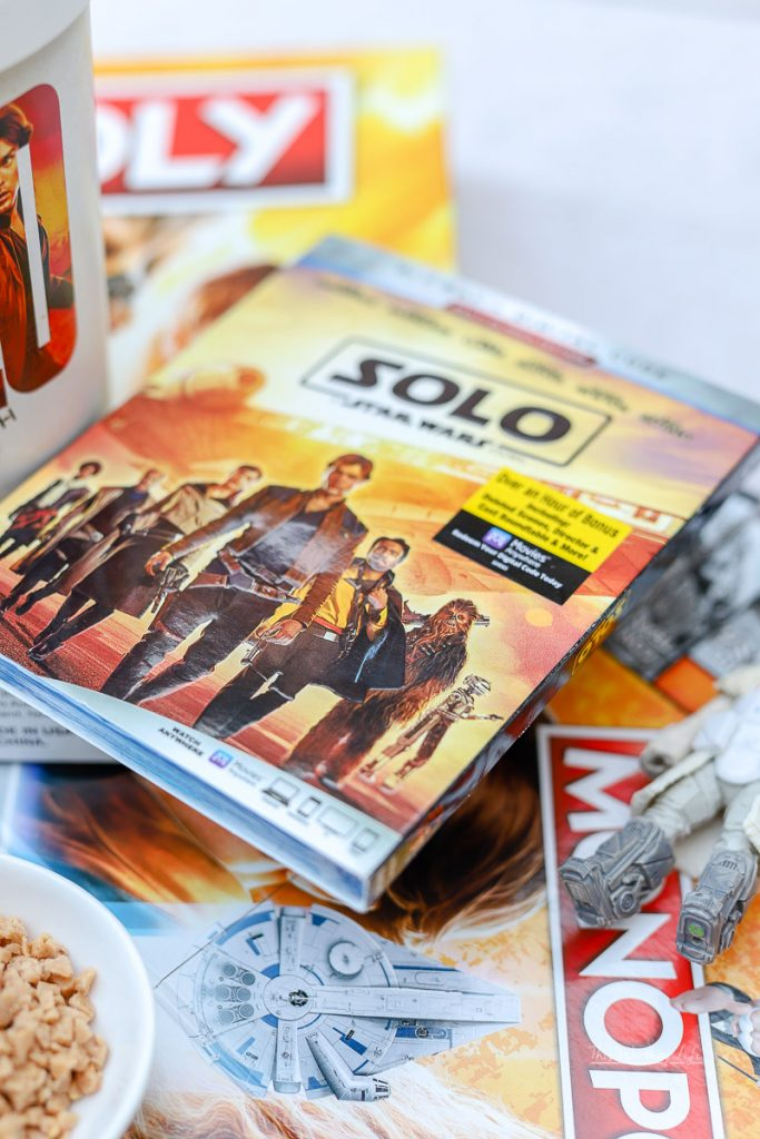 """Solo: A Star Wars Story"" Digital and Blu-Ray Bonus Material includes:"