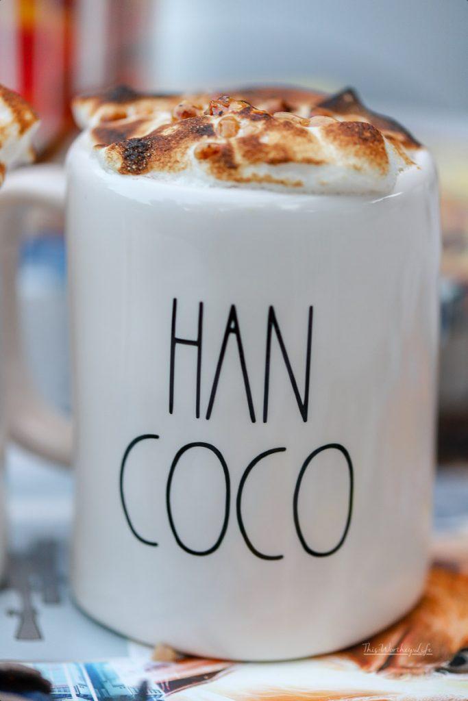 Han Coco + Meteor Meringue