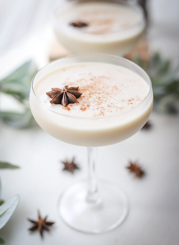 The Best Apple Pie Spiced Cocktail