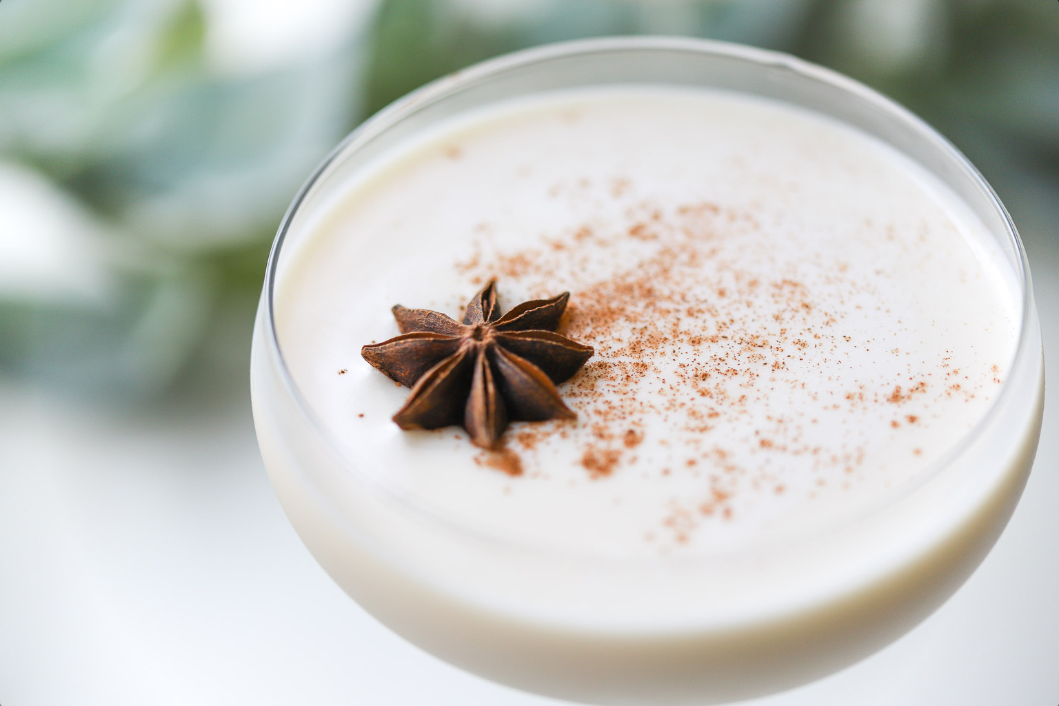 The Top Eggnog Cocktails