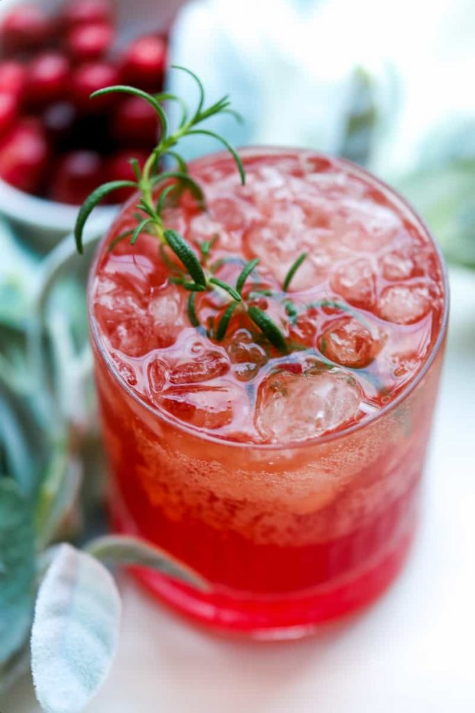 Cranberry Punch recipe