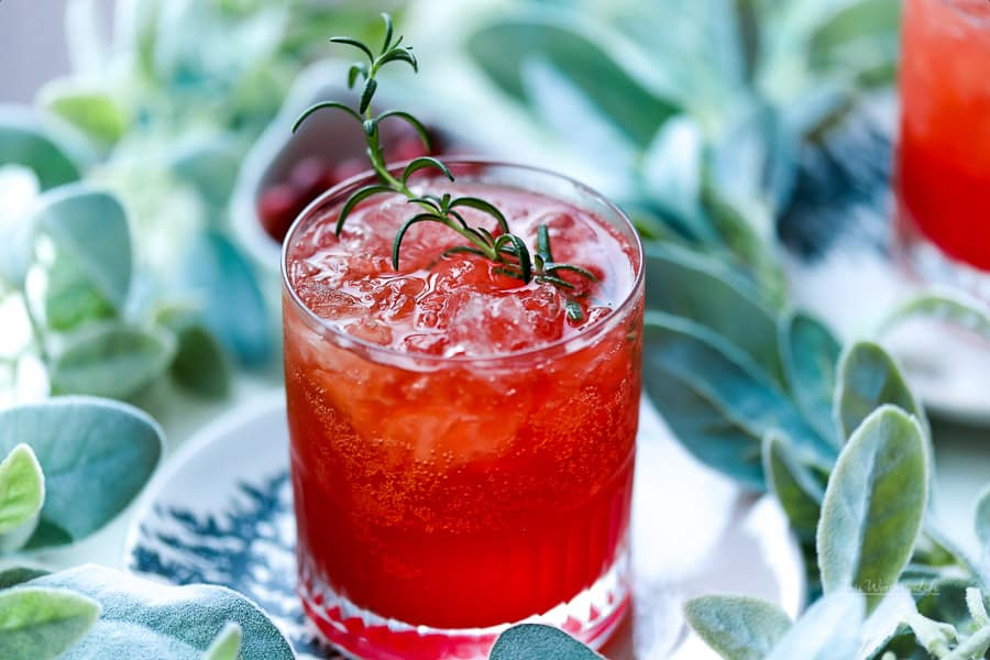 How to make Cranberry Tea Punch for the holidays