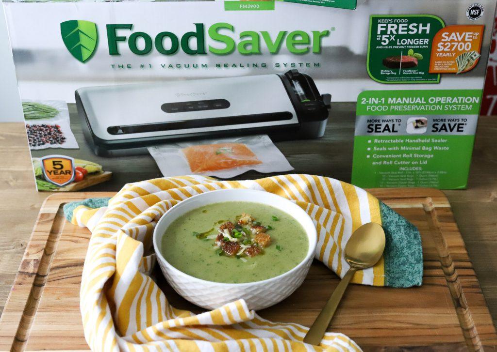 The Easiest Asparagus Soup