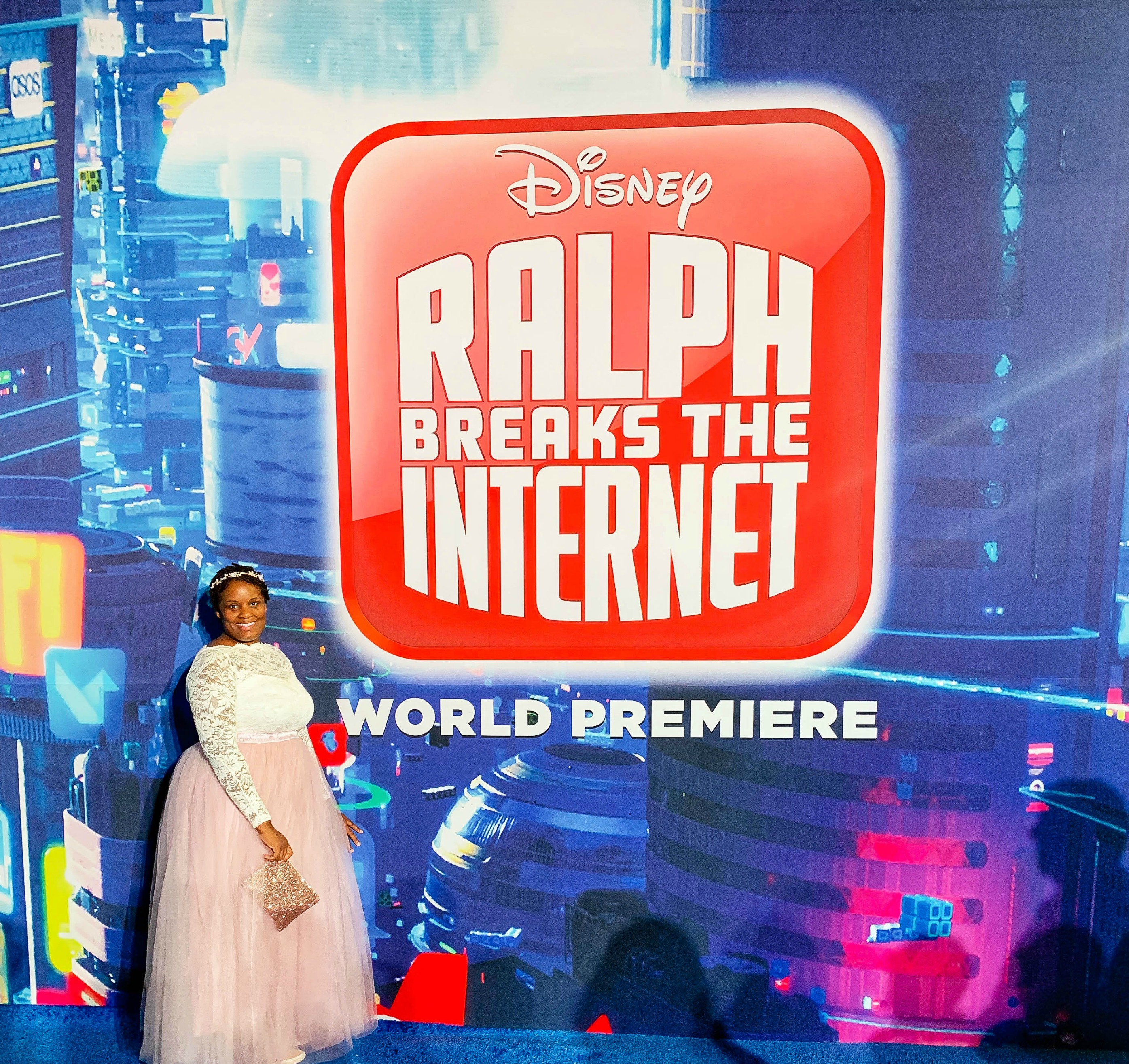 Ralph Breaks The Internet Premiere Photo