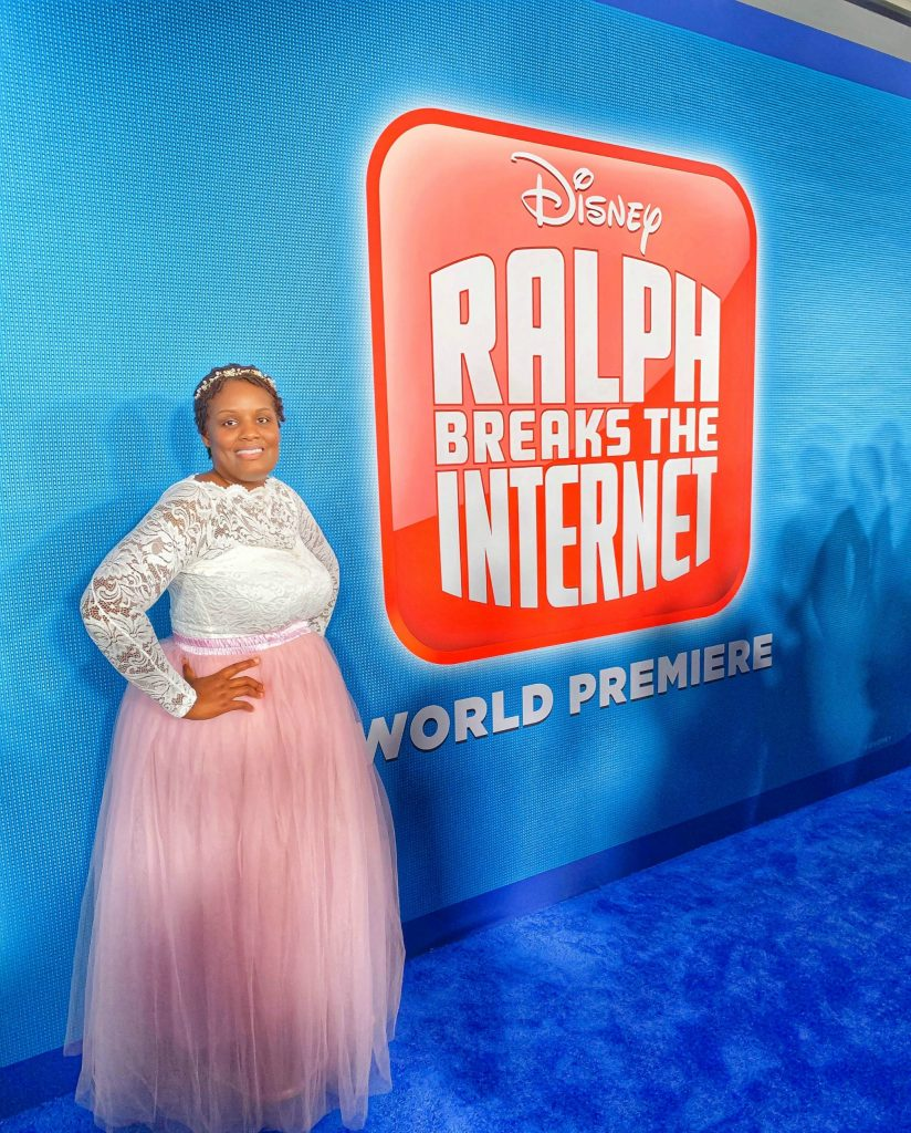 I'm sharing my experience at Disney's Ralph Breaks The Internet Premiere with photos!