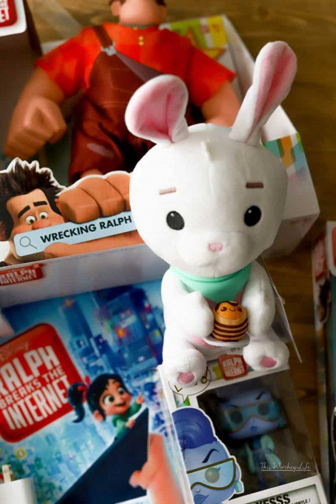 Fun Bun Bunny Plush