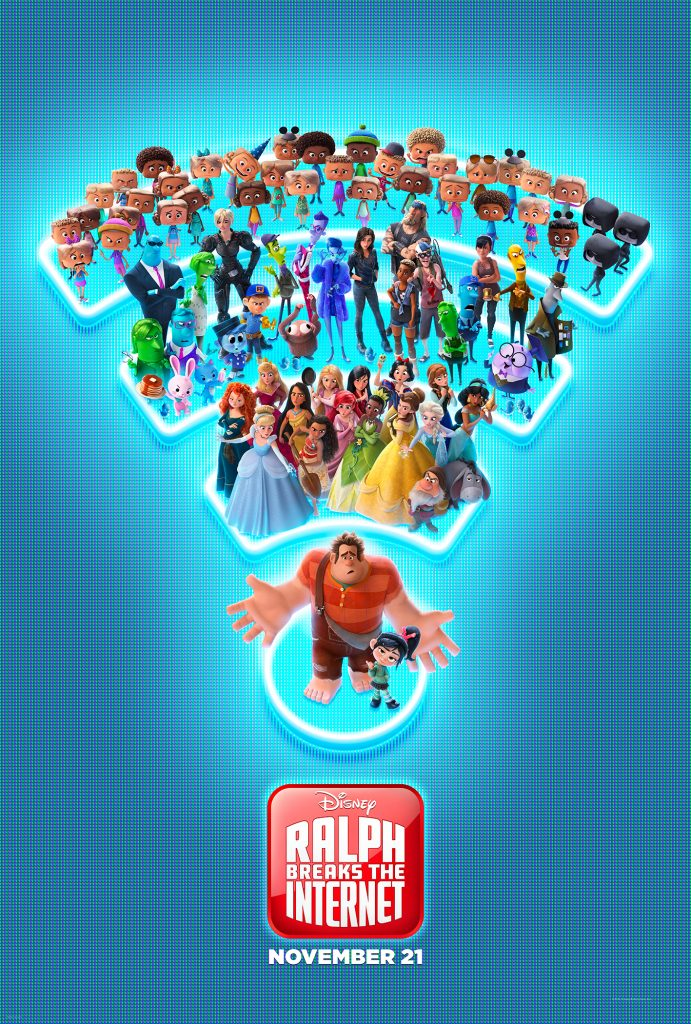 What is Ralph Breaks The Internet about?