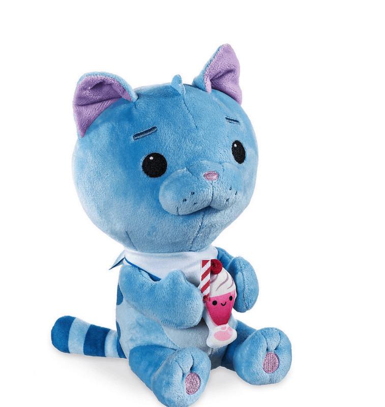 Puddles Kitty Plush