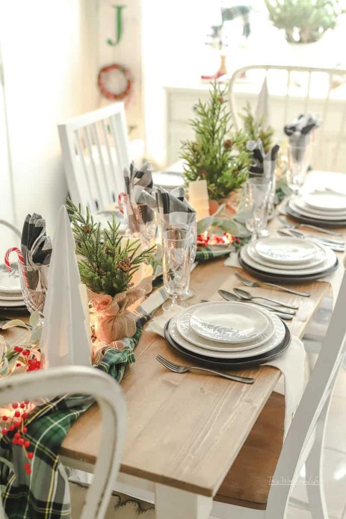 Best tablescapes for the holidays