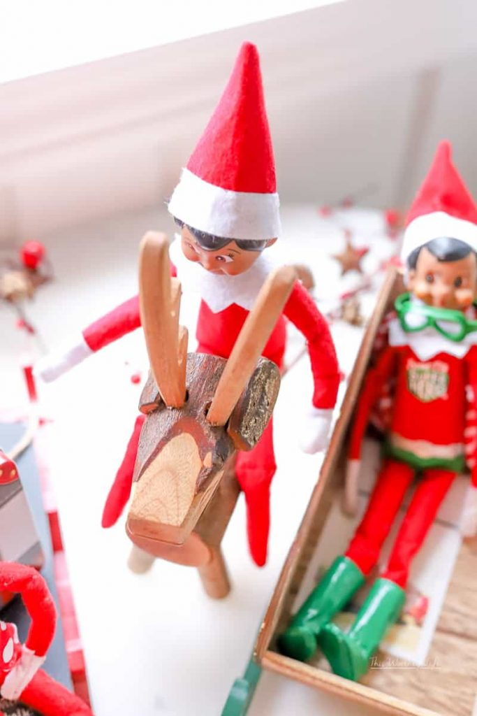Not sure what is Elf on the Shelf? We're sharing how to welcome Elf on the Shelf in your home and how this all started!