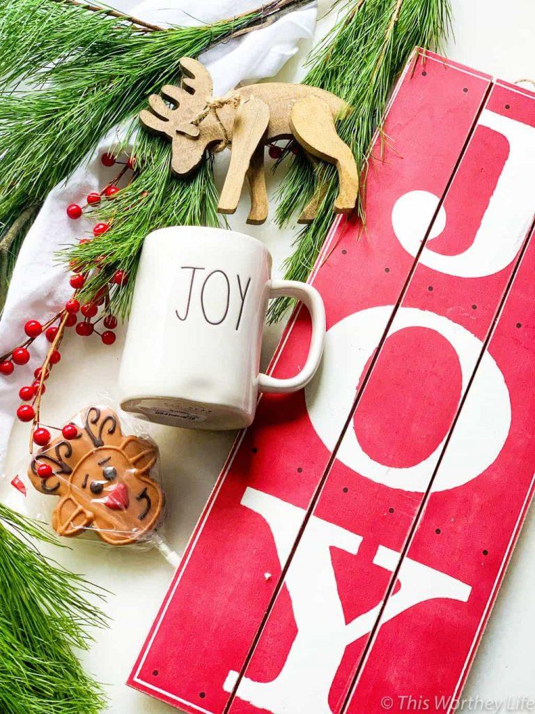 Christmas countdown ideas