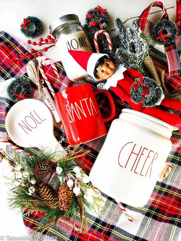 Rae Dunn Christmas ideas