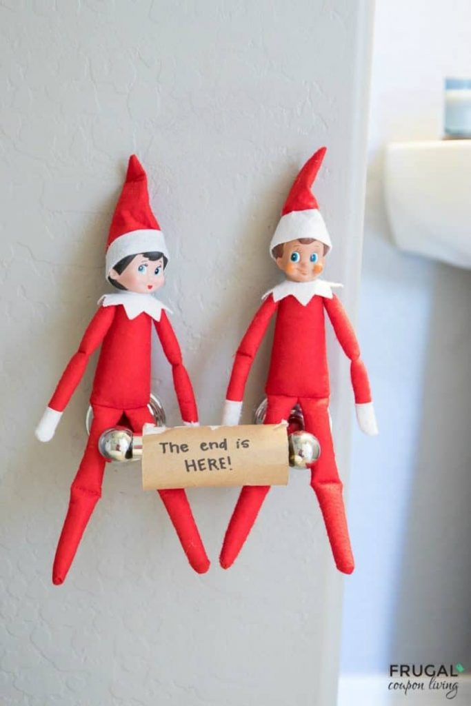 Elf On The Shelf Goodby Ideas Free Elf On The Shelf