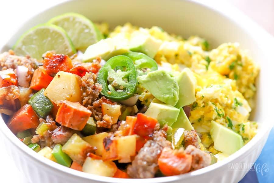Easy Breakfast Bowl Recipes
