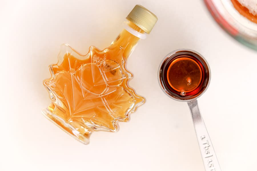 Maple + Pure Vanilla Extract