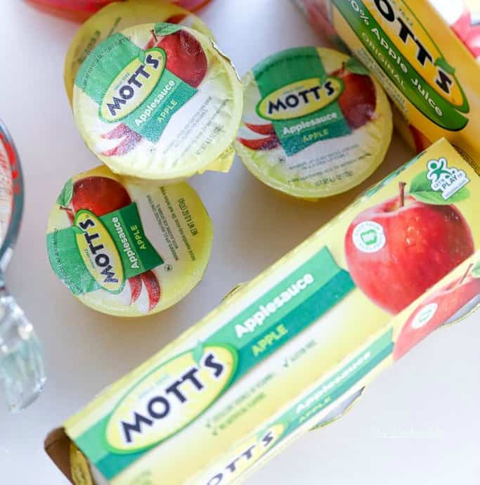 Why Moms love Mott's products