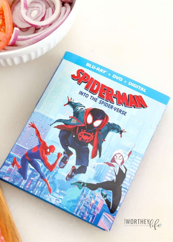 Spider-Verse Movie