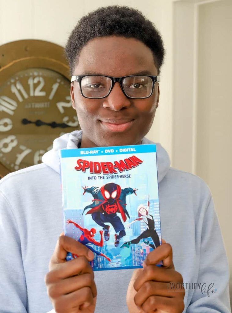Spider-Verse Movie Review